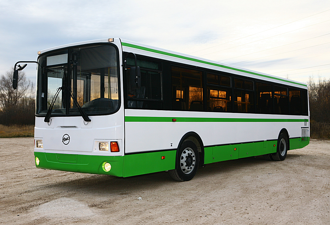 Bus LiAZ-5293: specifications, photo